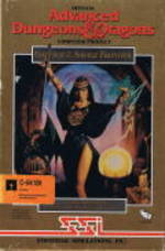 Gateway to the Savage Frontier per Commodore 64