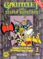 Gauntlet: The Deeper Dungeons per Commodore 64