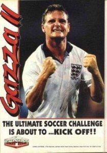 Gazza II per Commodore 64