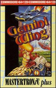 Gemini Wing per Commodore 64