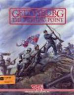 Gettysburg: The Turning Point per Commodore 64