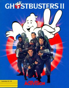 Ghostbusters II per Commodore 64