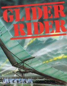 Glider River per Commodore 64