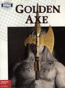 Golden Axe per Commodore 64