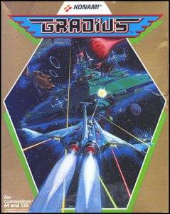 Gradius per Commodore 64
