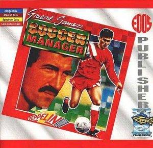 Graeme Souness Soccer Manager per Commodore 64