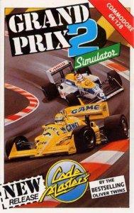 Grand Prix Simulator 2 per Commodore 64