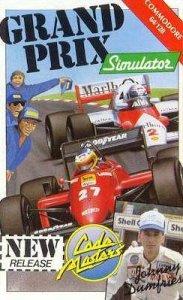 Grand Prix Simulator per Commodore 64