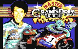 Grand Prix Master per Commodore 64