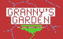 Granny's Garden per Commodore 64