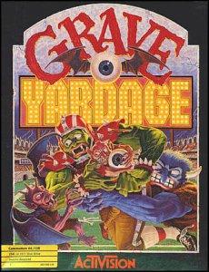 Grave Yardage per Commodore 64