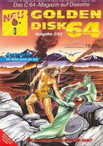 Greystorm per Commodore 64