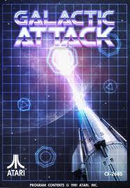 Galactic Attack per Commodore 64