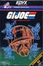 G.I. Joe: A Real American Hero per Commodore 64
