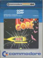 Gorf per Commodore 64
