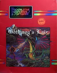 Gothmog's Lair per Commodore 64