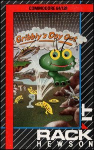 Gribbly's Day Out per Commodore 64