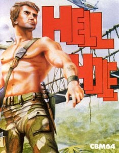 Hell Hole per Commodore 64