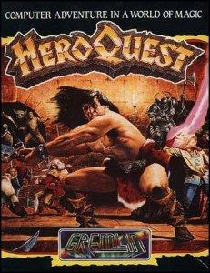 Hero Quest per Commodore 64
