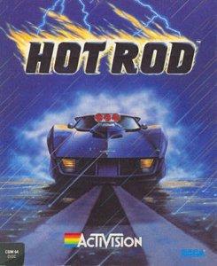 Hot Rod per Commodore 64