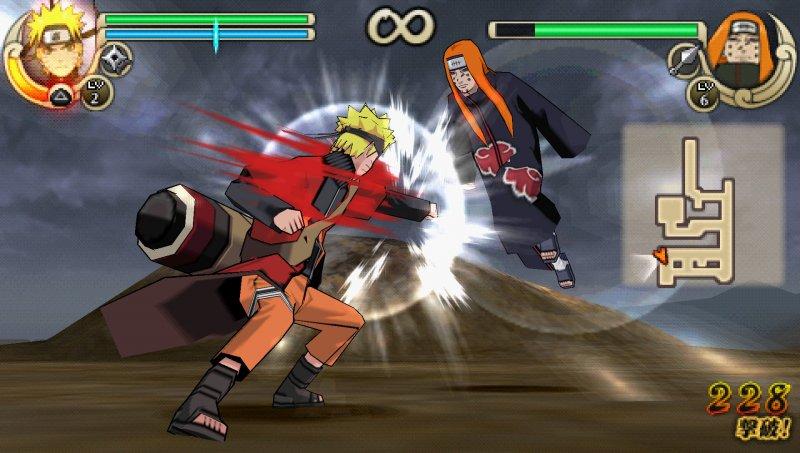 Naruto Shippuden: Ultimate Ninja Impact entra in fase gold
