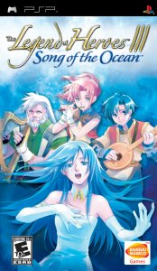 The Legend of Heroes III: Song of the Ocean per PlayStation Portable