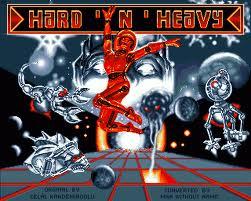 Hard 'n Heavy per Commodore 64