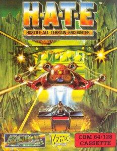 H.A.T.E. per Commodore 64