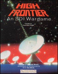 High Frontier per Commodore 64