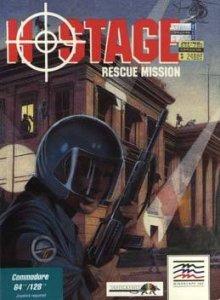 Hostage: Rescue Mission per Commodore 64