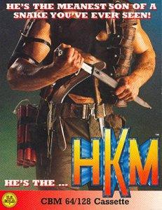 Human Killing Machine per Commodore 64