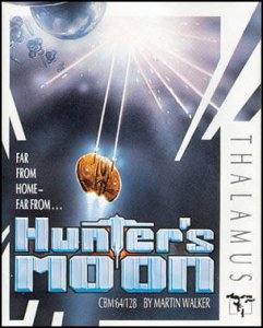 Hunter's Moon per Commodore 64
