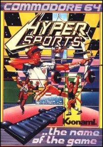 Hyper Sports per Commodore 64
