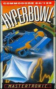Hyperbowl per Commodore 64