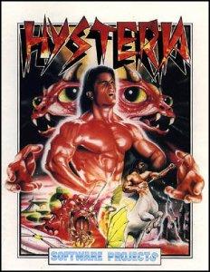 Hysteria per Commodore 64