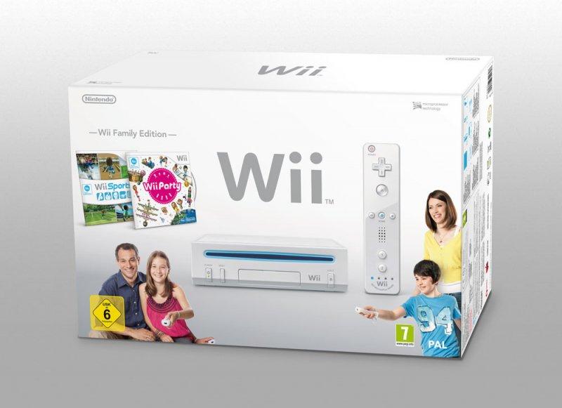 Wii, ufficiale il nuovo bundle