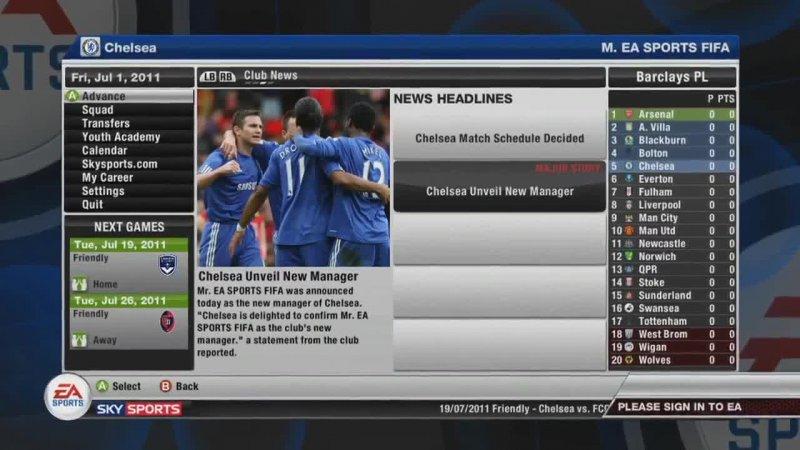 FIFA 13 - Cosa vorremmo in...