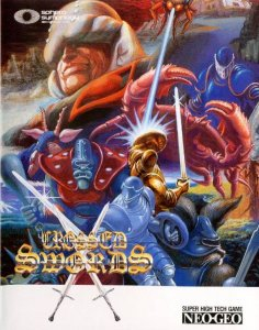 Crossed Swords per Neo Geo