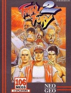 Fatal Fury 2 per Neo Geo