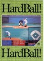 HardBall! per Commodore 64