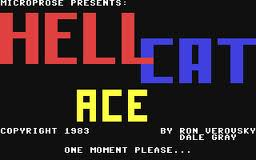 HellCat Ace per Commodore 64
