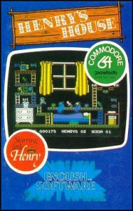 Henry's House per Commodore 64
