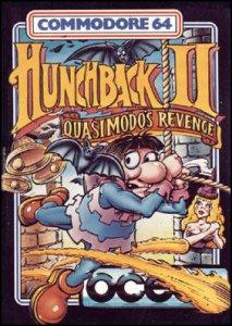 Hunchback II: Quasimodo's Revenge per Commodore 64