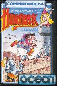 Hunchback per Commodore 64