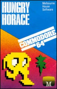 Hungry Horace per Commodore 64