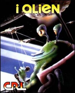 I-Alien per Commodore 64