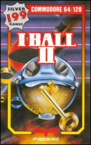 I Ball II: Quest for the Past per Commodore 64