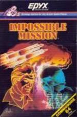 Impossible Mission per Commodore 64