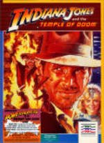 Indiana Jones and the Temple of Doom per Commodore 64