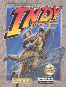 Indiana Jones And The Fate Of Atlantis per Commodore 64